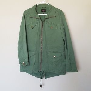 Green VS jacket for wome